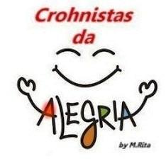 Logo Crohnistas da alegria
