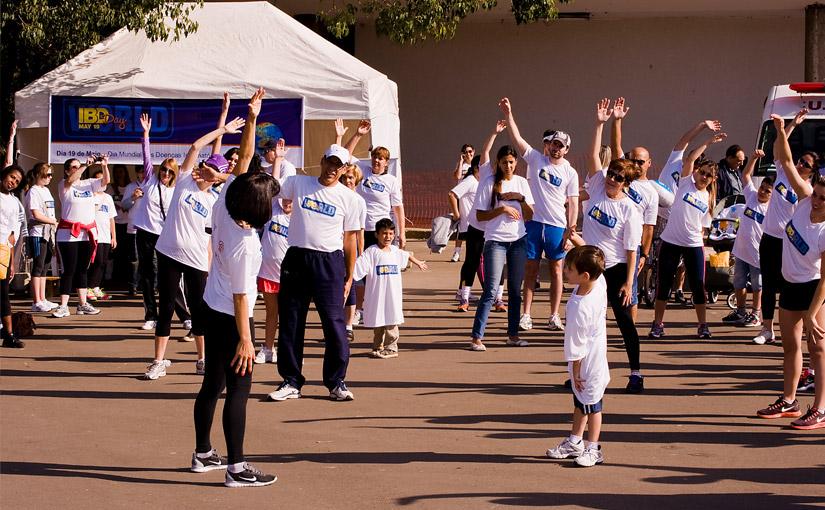 Participe da IX Caminhada para o Crohn e Colite em 18 de maio de 2014