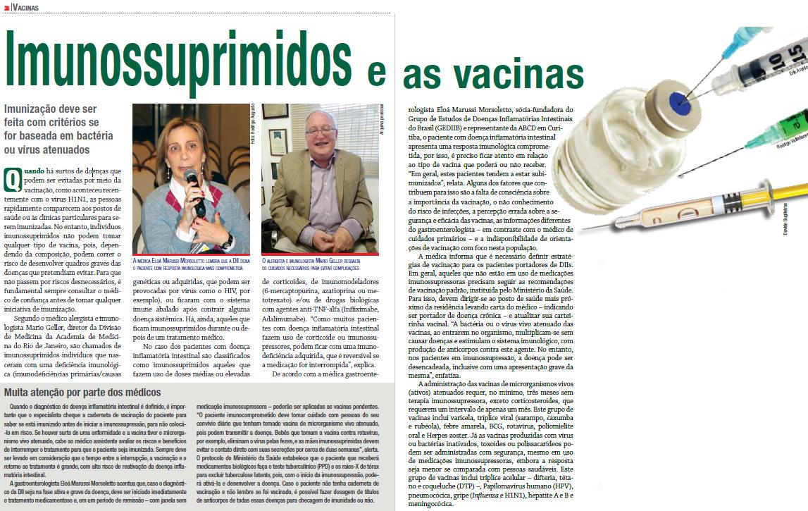 Materia Vacinas
