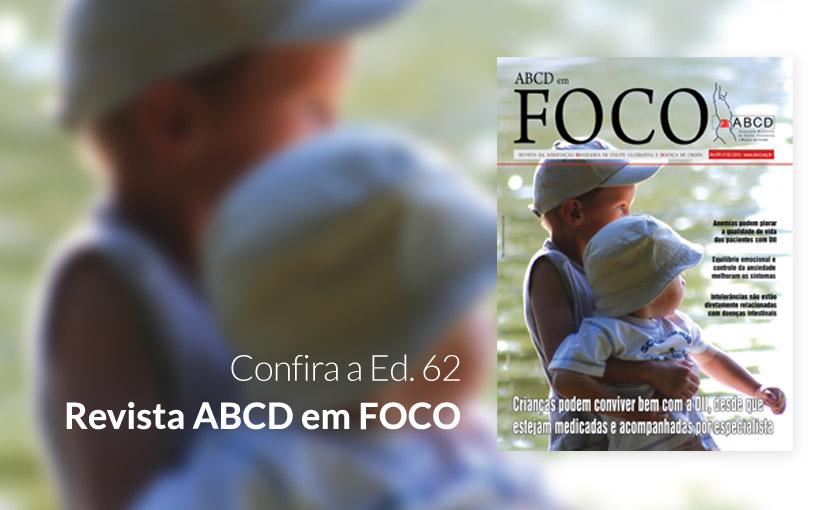 Leia a nova edição da Revista ABCD em FOCO nº62