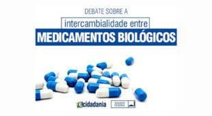 "Senado Federal debaterá ""intercambialidade de medicamentos biológicos e biossimilares"""