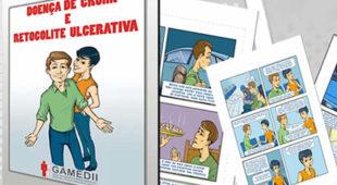 LANÇAMENTO! Gibi História em Quadrinhos sobre DII
