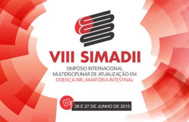 Participe do VIII SIMADII