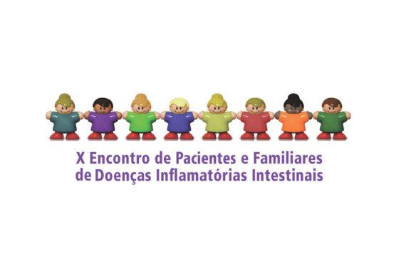 X Encontro de Pacientes e Familiares de DII