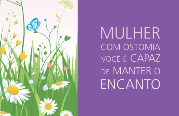 Nova edição da Cartilha da Mulher Ostomizada da ABRASO