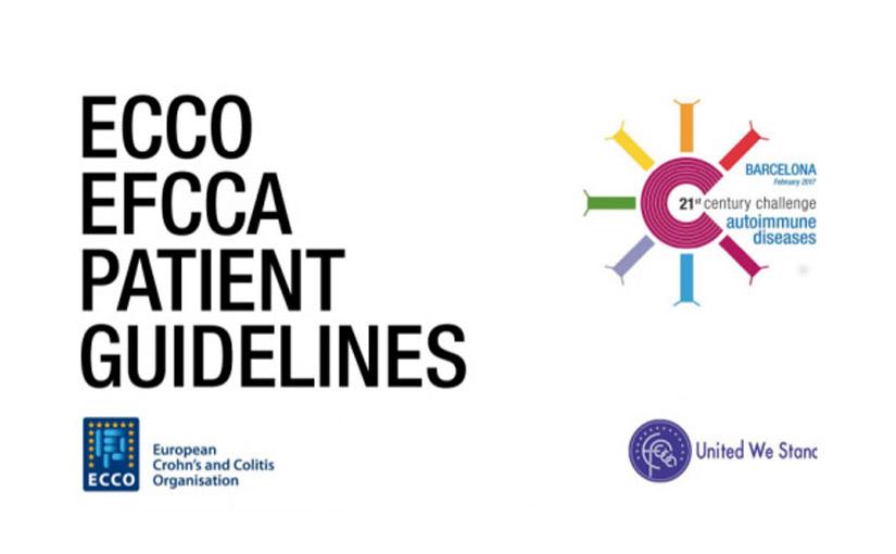 Publicação Guideline ECCO-EFCCA