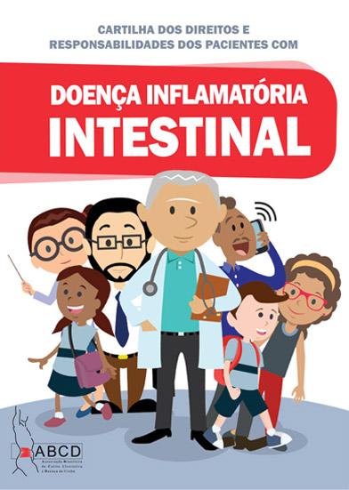 Cartilha dos Direitos e Responsabilidades dos Pacientes com Doença Inflamatória Intestinal