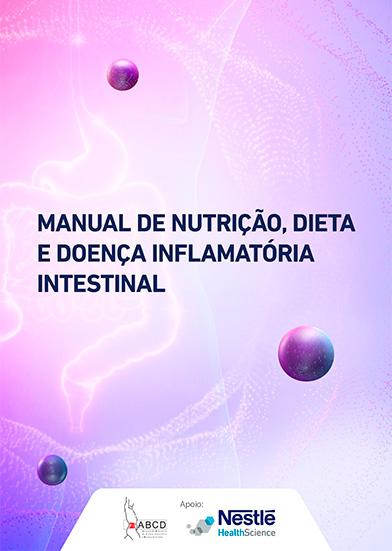 Manual de Nutrição, Dieta e Doença Inflamatória Intestinal