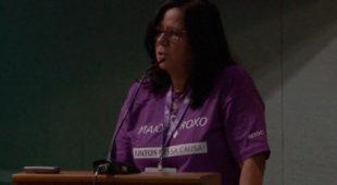 Abertura | Dra. Marta Brenner Machado | I FOPADII 2019
