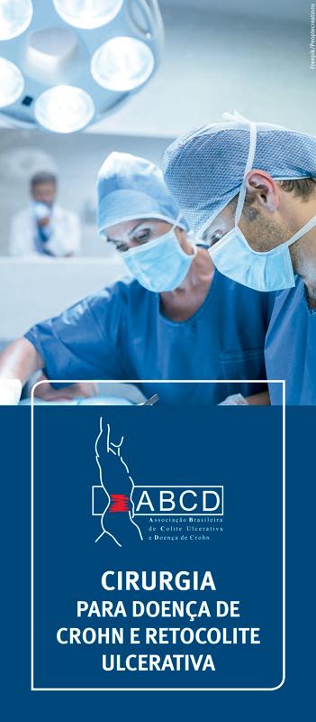 Cirurgia para Doença de Crohn e Retocolite Ulcerativa