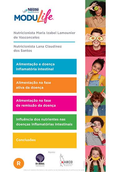 Alimentação e Doença Inflamatória Intestinal
